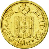 Monnaie, Portugal, 10 Escudos, 1987, Warsaw, TTB+, Nickel-brass, KM:633 - Pologne