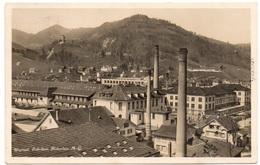 WATTWIL Fabriken Heberlein A.G. Edition Guggenheim No. 13715 - SG St. Gall