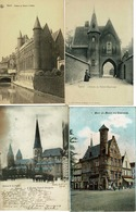 Lot Van 10 Postkaarten België -  Gent Gand - Cartes Postales