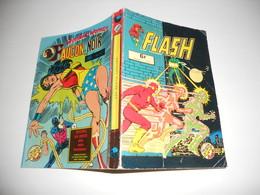 Flash Album Relie Avec Les N°45 Et 46 Dc Comics Aredit 1980 Be ++ - Flash