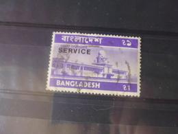 BANGLADESH  SERVICE  YVERT N° 9 - Bangladesh
