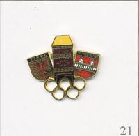 Pin's Sport - J.O Hiver D'Innsbruck 1976 - Tyrol (Autriche). Non Estampillé. EGF. T649-21 - Olympic Games