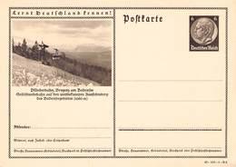 DEUTSCHES REICH - BILDPOSTKARTE 6 PF PFÄNDERBAHN Mi #P 236 - Deutschland