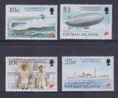 Cayman Islands 1995 50th Anniv.of The End Of World War II MNH - Iles Caïmans