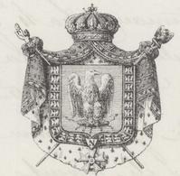 Langres 1856 Héraldique Généalogie Buisson - Historical Documents