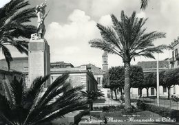 °°° Cartolina - Viaggiata Gioiosa Marea - Monumento Ai Caduti  °°° - Messina