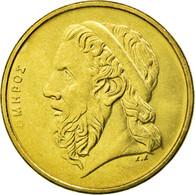 Monnaie, Grèce, 50 Drachmes, 2000, SPL, Aluminum-Bronze, KM:147 - Grèce