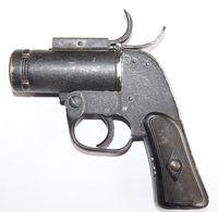 Pistolet Lance Fusée USM8 - Decorative Weapons