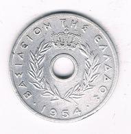 10 LEPTA 1954 GRIEKENLAND /0285/ - Greece