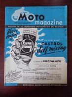 Moto Magazine N° 20 Michelin - Vélomoteur Solex - Daventry-Sachs 150cc - Expédition Sahara - Salon Londres ... - Auto/Moto