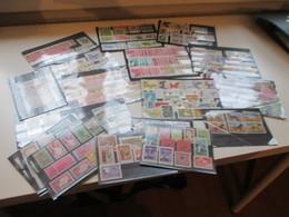 Vietnam Hunderte Gestempelte Marken Auf 23 Steckkarten! 1960er -90er Jahre! Auch 3 Blocks /viele Tolle Motive! Fundgrube - Vietnam