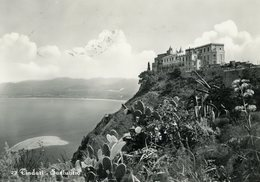 °°° Cartolina - Viaggiata Tindari (me) Santuario  °°° - Messina