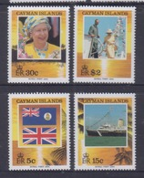 Cayman Islands 1994 Royal Visit MNH - Iles Caïmans