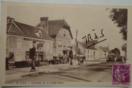 CPA-B113 - PARAY - CARREFOUR DE LA VIEILLE-POSTE - France