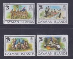 Cayman Islands 1982 75th Anniv. Of Scouts MNH - Iles Caïmans