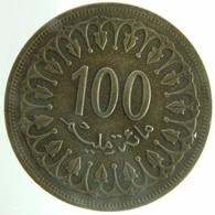 1960 (1380) - Tunisia 100 Millim - KM# 309 - EF - Tunisia