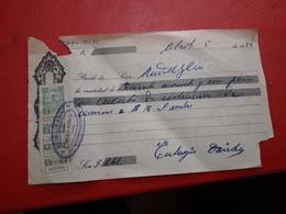 Argentina Documento Con Sellos Fiscal Provincia De Cordoba - Oficiales