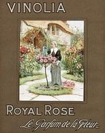 @@@ MAGNET - Vinolia Tulipe D'Or Le Parfum De La Fleur - Publicitaires