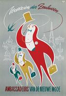@@@ MAGNET - Weerzien Der Zwaluwen - Publicitaires