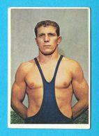 MEDITERRANEAN GAMES 1979. - WRESTLING ( Mint Card ) * Lutte Lotta Lucha Ringen Luta UWW * Jeux Mediterraneens - Trading Cards
