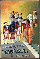 @@@ MAGNET - Wynand Fockink Liqueurs Amsterdam - Publicitaires