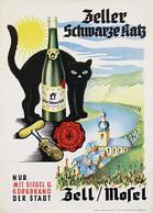 @@@ MAGNET - Zeller Schwarze Katz - Publicitaires