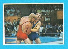 MEDITERRANEAN GAMES 1979. - WRESTLING ( Mint Card ) * Lutte Lotta Lucha Ringen Luta * Jeux Mediterraneens UWW FILA - Trading Cards
