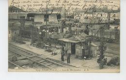 TOURS - Gare Des Marchandises - Tours