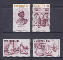 Mauritius 1984 Abolition Of Slavery MNH - Mauritanie (1960-...)