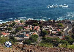 1 AK Kap Verde * Blick Auf Die Stadt Cidade Velha (früher Ribeira Grande) Seit 2009 UNESCO Erbe - Insel Santo Santiago * - Cap Vert