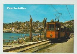 1998  -  AK/CP/Postcard  Spanien/Mallorca/Puerto Soller  - Gelaufen - Siehe Scans (esp 006) - Tenerife