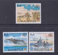 Mauritius 1995 50th Anniversary World War II MNH - Mauritanie (1960-...)