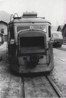 Trains Le Cheylard Photo 1968 - Treni