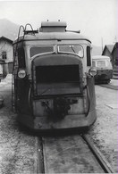 Trains Le Cheylard Photo 1968 - Trains