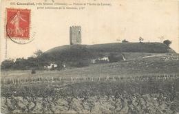 33-340 CPA  CAZAUGITAT  Près SOUSSAC Plateau Et Moulin De Launay       Belle Carte - France