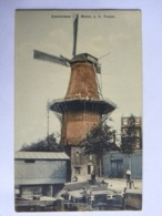 CPA - PAYS BAS - AMSTERDAM - Molen A.h. Funen - Amsterdam