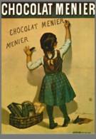 CPM - Friandises - Chocolat Menier - N° BB8 - Reclame