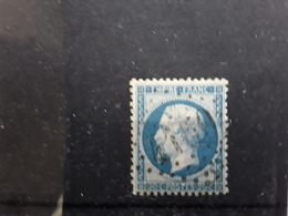 Empire Dentele No 22 Obl GC 4150 De VERNEUIL SUR AVRE, Eure , Belle Frappe TB - 1862 Napoléon III