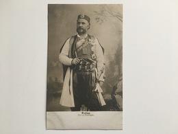 AK Nicolaus Furst Von Montenegro Orden Medaillen Medaille Uniform - Familles Royales