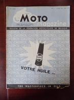 Moto Magazine N° 4 Place Meiser - Lambretta - Mettet - Heer Agimont - La 125 DKW Type R.T. - ... - Auto/Moto