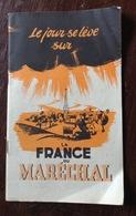 RARE BROCHURE PROPAGANDE MINISTERE INFORMATION PETAIN COLLABORATION VICHY WW2 1939-1945 Propagande OCCUPATION - 1939-45