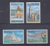 Mauritius 1983 Fishery Resources MNH - Mauritanie (1960-...)