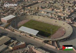 1 AK Westsahara / Western Sahara * Moulay Rashid Stadon In El Aaiún Auch Laâyoune - Die Größte Stadt In Westsahara * - Westsahara
