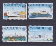 Mauritius 1996 Ships MNH - Mauritanie (1960-...)