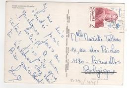 Timbre , Stamp Yvert N° 2139 Sur CP , Carte , Postcard De 1978 - 1931-Aujourd'hui: II. République - ....Juan Carlos I