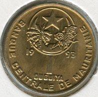 Mauritanie Mauritania 1 Ouguiya 1993 - 1414 UNC KM 6 - Mauritanie