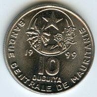 Mauritanie Mauritania 10 Ouguiya 1999 - 1420 UNC KM 4 - Mauritanië