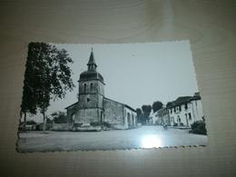 Carte Ancienne MEILHAN Place De L'église - Autres Communes