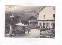 CPA. 14 X 9  -  2120.  -  LE  PRAZ (Haute-Savoie)  -  Hôtel Du Midi - Sonstige Gemeinden