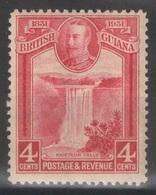 Guyane Britannique - British Guiana - YT 139 * - 1931 - British Guiana (...-1966)